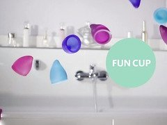 Fun cup explore kit by Fun Factory - Commercial
