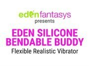 Eden silicone bendable buddy by Eden Toys - Commercial