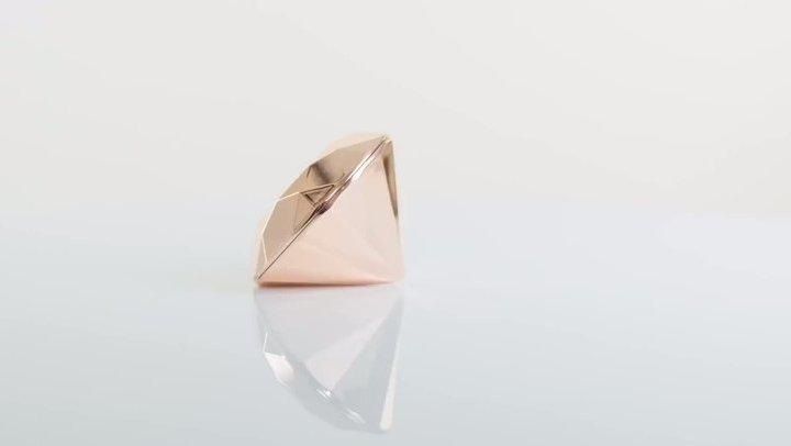 Twenty one vibrating diamond by Bijoux Indiscrets - Commercial