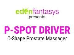P-spot driver by Eden Toys - Commercial