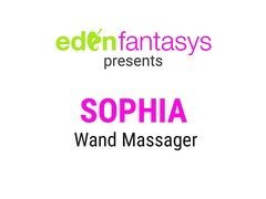 Sophia wand by Eden Toys - Commercial