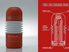 Original Vacuum Cup By TENGA - Commercial