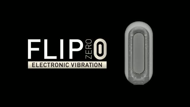 Flip Zero Vibrating by TENGA - Commercial