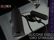 Silicone executive oro stimulator by California Exotic - Commercial