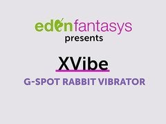 XVibe By EdenFantasys - Commercial