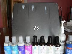Sliquid Round-up Test - Comparison Review