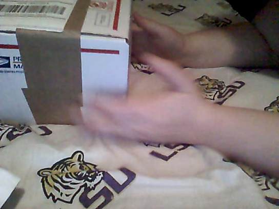 Mr. Limpy (Small) Unboxing