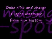 Duke Prostate Massager Review