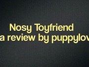 Nosy Toyfriend G-Spot Vibrator Review