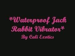 Waterproof Jack Rabbit Vibrator Review